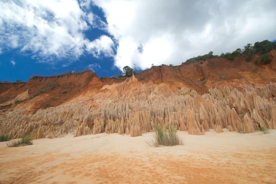 Tsingy rouge