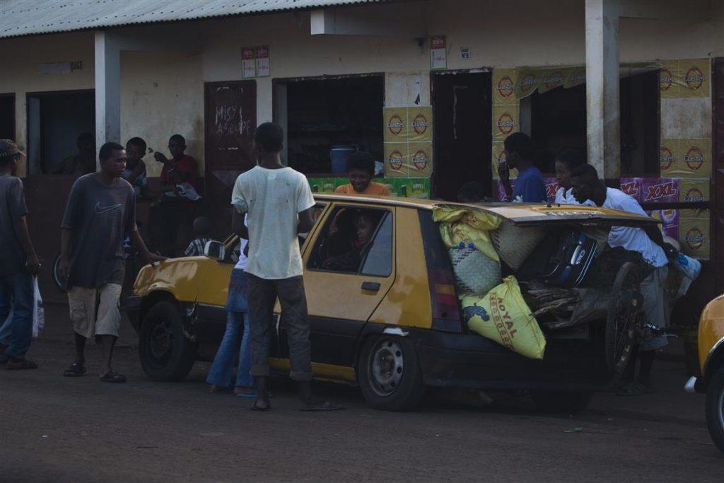 Auto in Joffreville