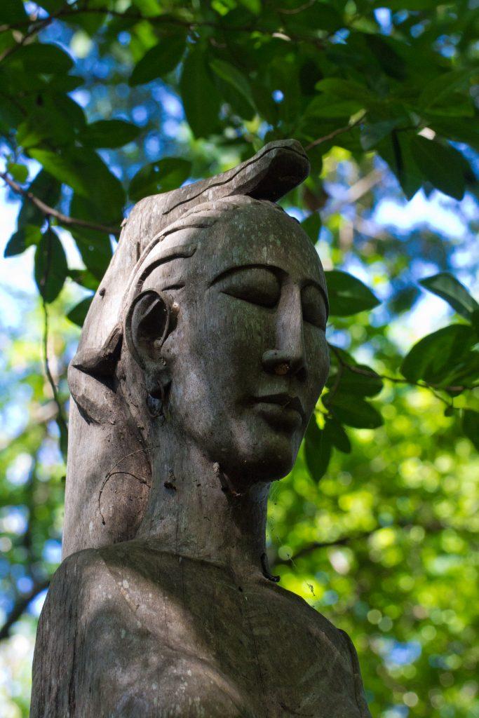 Radama-Statue