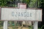 Ortsschild Djangoa