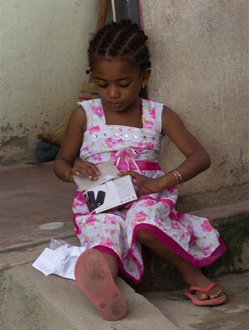 Kind in Ambanja
