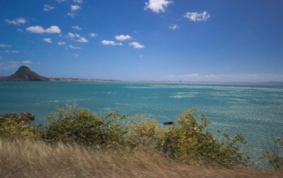 Blick auf die Bucht von Diego