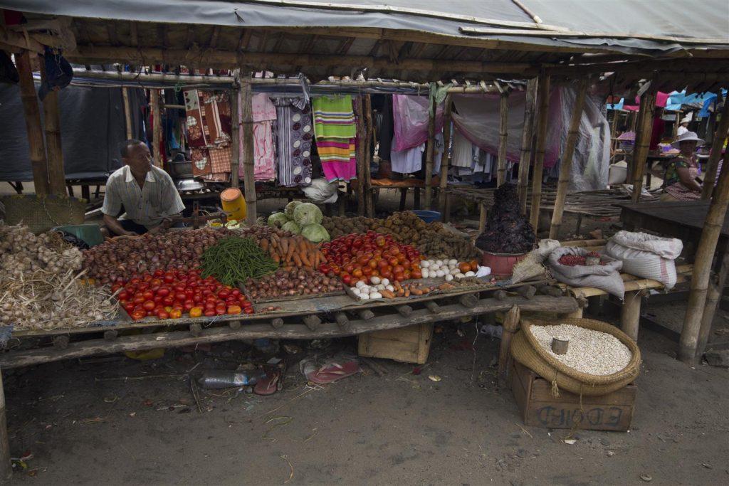Markt in Maroantsetra