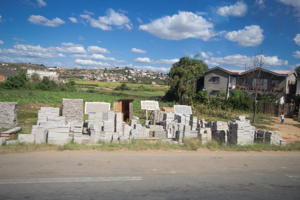 Irgendwo am Rand von Antananarivo