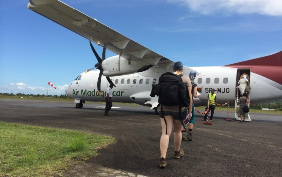 Ärger mit Air Madagascar