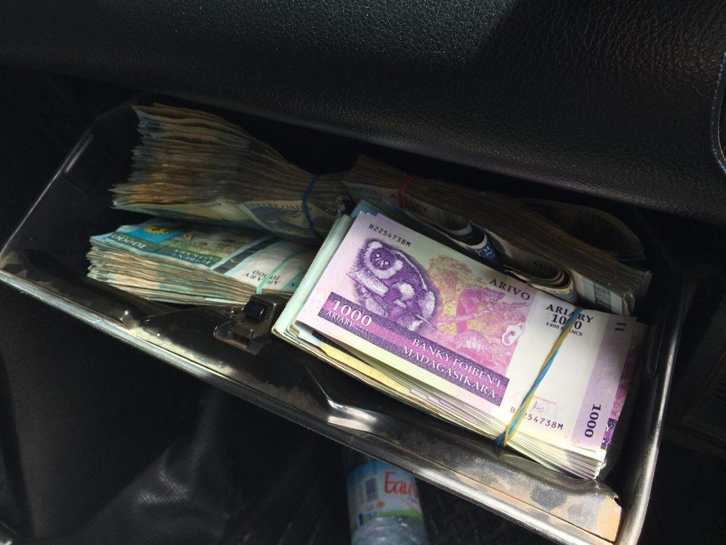 Geldtausch