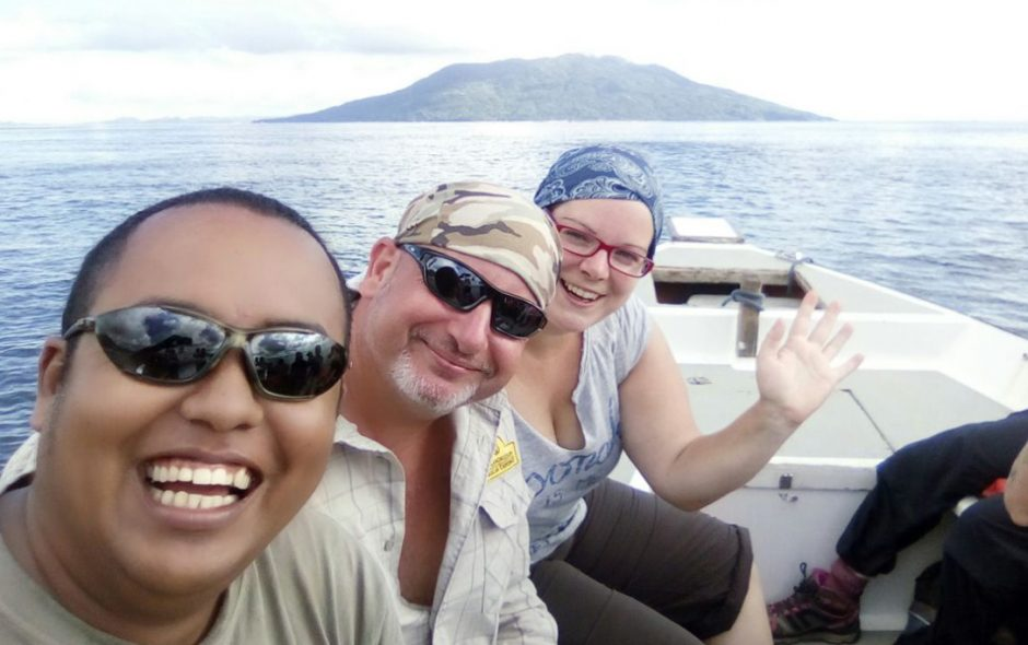 Mit dem Boot nach Nosy Be