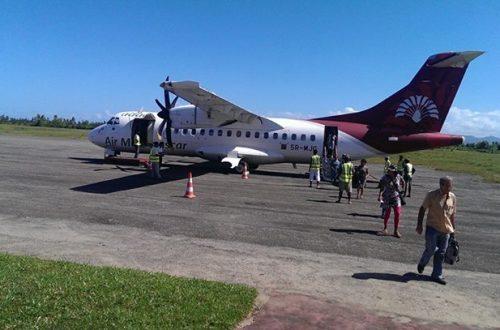 Flughafen von Sambava