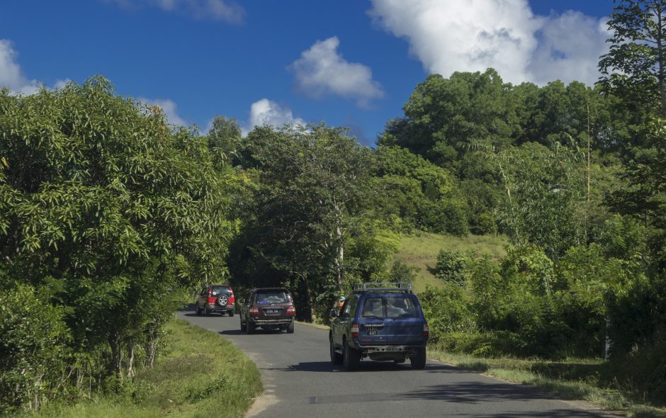 Über Tamatave nach Mahavelona