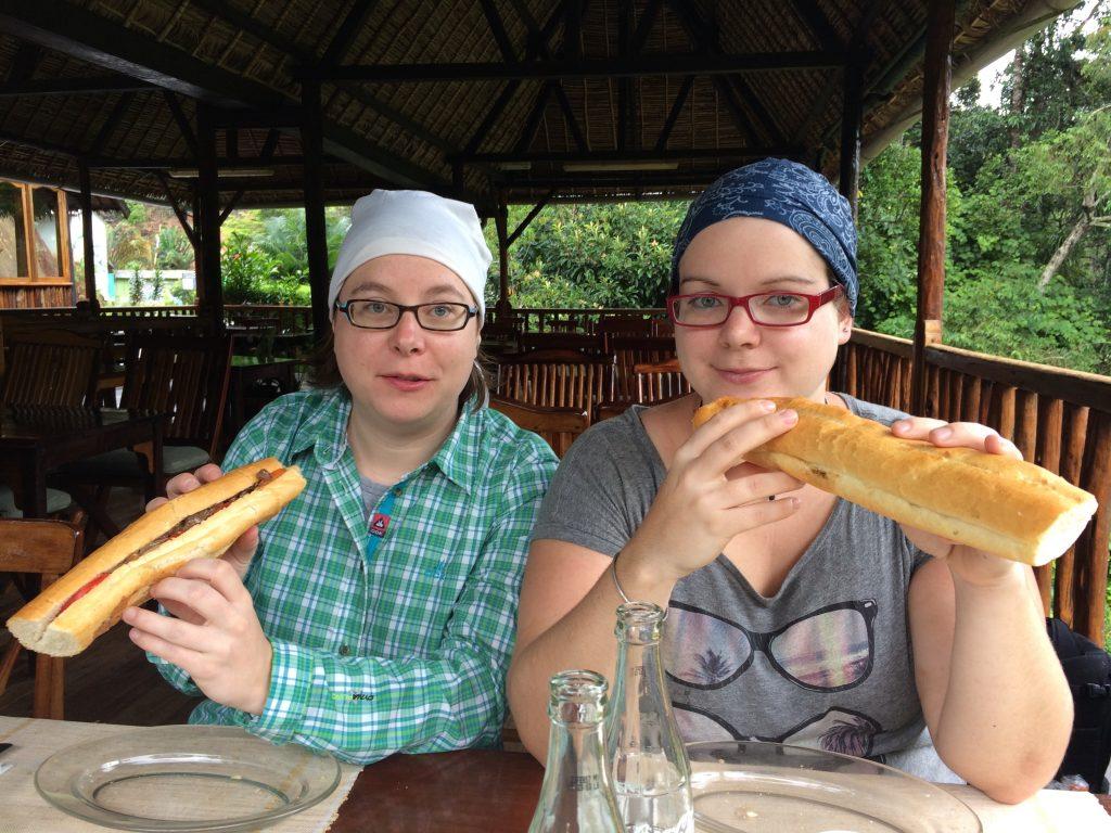 Zebu-Sandwich