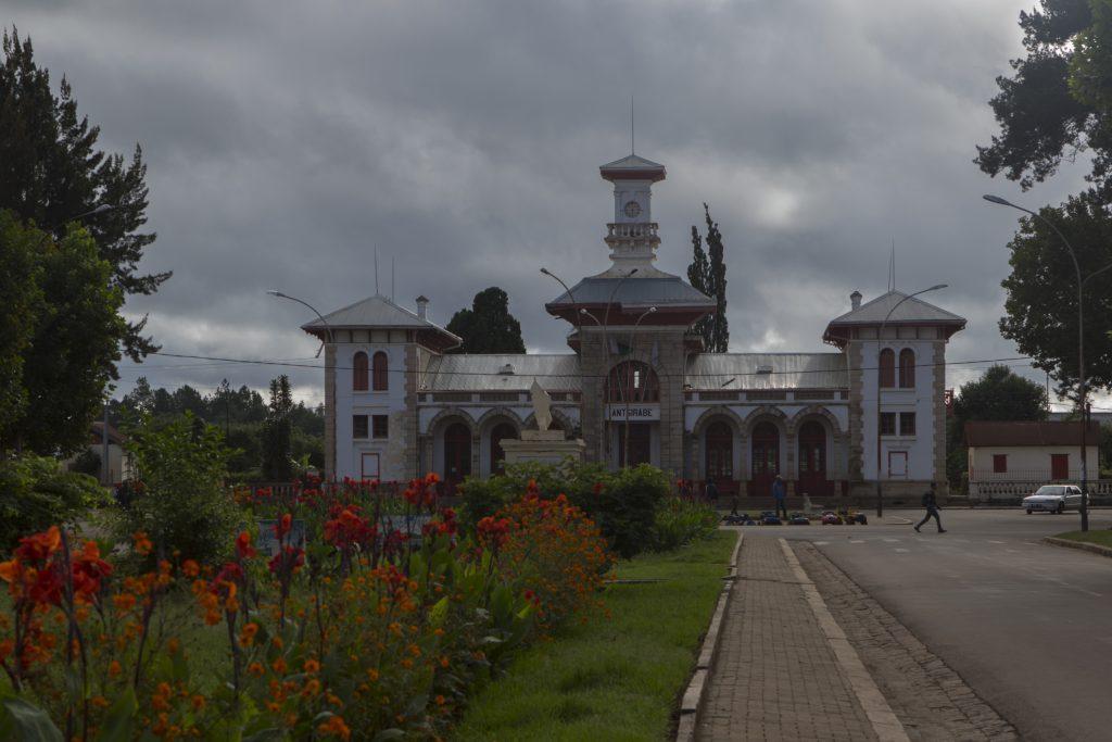 Bahnhof von Antsirabe