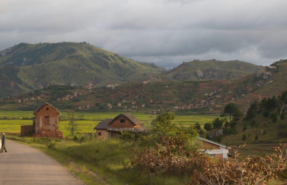 Weg nach Ambositra