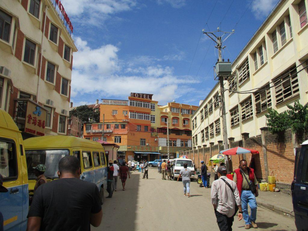 Rue de l'indépendance