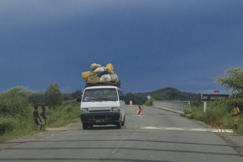 Von Antsohihy nach Ankaramibe