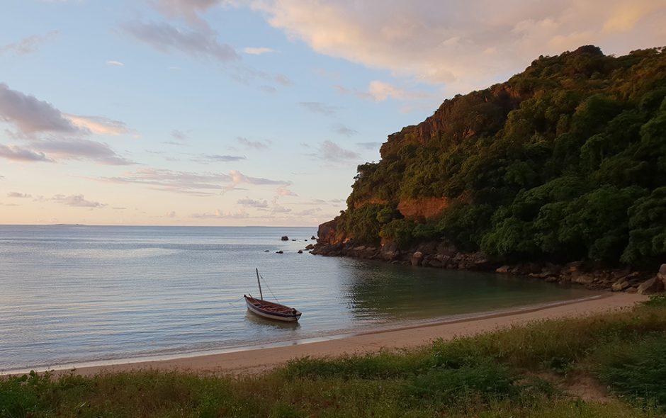 Ein verwunschenes Inselparadies