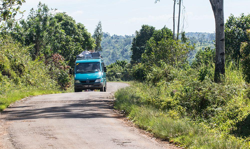 auf dem Weg nach Vavatenina