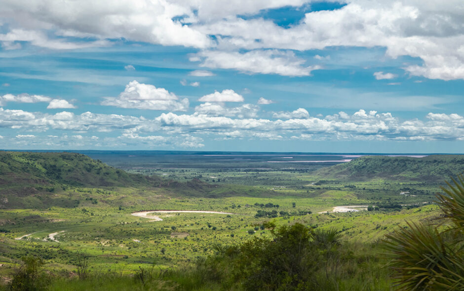 Die Tafelberge von Mahajanga